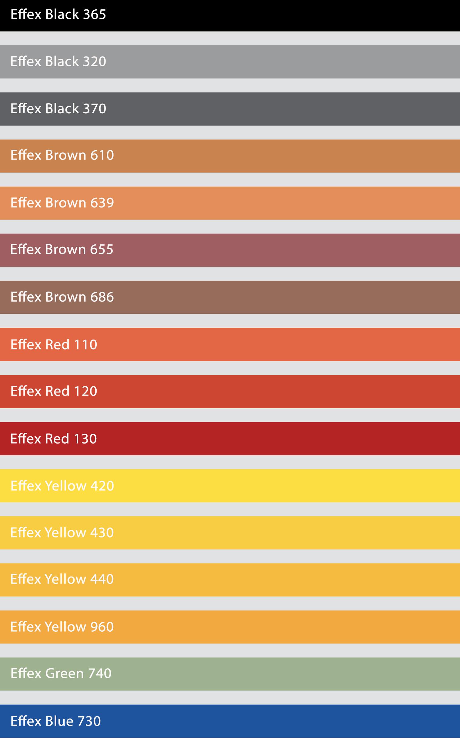 Pigmenty effex chemtech bayern3